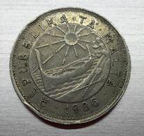 Malta 25 C. 1986   (A10.90) - Malta