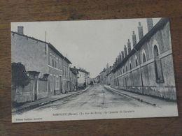 SAMPIGNY / La Rue Du Bourg - Le Quartier De Cavalerie - France