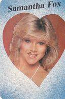 Portugal -  2  Calendários   -1988  -Samantha Fox  +Modern Talking - Small : 1981-90