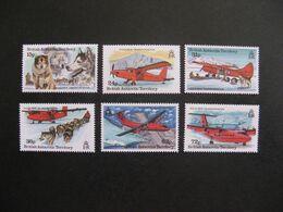 Territoire Antarctique Britannique: TB Série N° 245 Au N° 250, Neufs XX. - Britisches Antarktis-Territorium  (BAT)