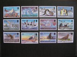 Territoire Antarctique Britannique: TB Série N° 290 Au N° 301, Neufs XX. - Britisches Antarktis-Territorium  (BAT)