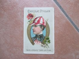 France Francia Chocolat PULAIN Fantino Rovinato Al Verso - Poulain