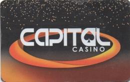 Mexique Mexico : Capital Casino - Carte Di Casinò