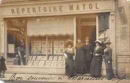 A-20-434 : MAGASIN DU REPERTOIRE MAYOL. CHANSON. CHANTEUR. PARIS ??? - Shops
