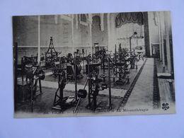 CPA  03 VICHY Etablissement Thermal La Mécanothérapie  1927  TBE - Vichy