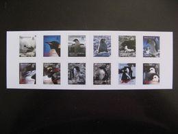 Territoire Antarctique Britannique: TB  Carnet Autoadhésif N° C431, Neuf XX. - Britisches Antarktis-Territorium  (BAT)