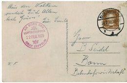 1929, Werkstättenfahrt, Sieger € 500.-  ,  2774 - Zeppelins