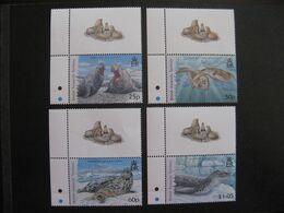 Territoire Antarctique Britannique: TB Série N° 443 Au N° 446, Neufs XX. - Britisches Antarktis-Territorium  (BAT)