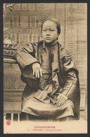 Carte Postale - Conchichine N°83 Cholon : Femme Chinoise / Costume. Neuve, Not Used - Chine