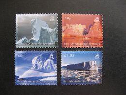 Territoire Antarctique Britannique: TB Série N° 451 Au N° 454, Neufs XX. - Britisches Antarktis-Territorium  (BAT)