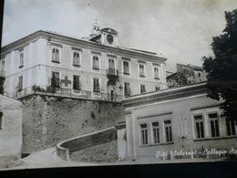 Sieti-Salerno Scuole Usata 1963 Difetti Francobollo Strappato - Italy