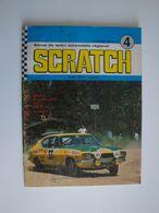 Revue De Sport Auto Régional SCRATCH,rallyes,courses De Côtes,Alpines,B.M.W,Porche,Ford,Nsu. - Auto/Moto