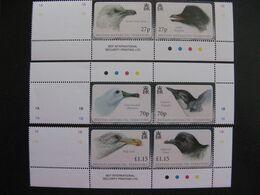 Territoire Antarctique Britannique: TB Série N° 502 Au N° 507, Neufs XX. - Britisches Antarktis-Territorium  (BAT)