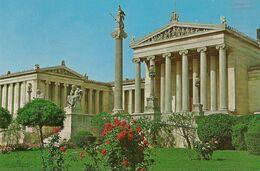 CPM Grèce, Athènes, L'académie - Postales