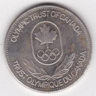 Canada Jeton Trust Olympique Du Canada. Aviron - Gettoni E Medaglie
