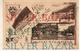 LAGO DI GARDA - VERONA - SALUTI DAL COMUNE DI BRENZONE - Italy