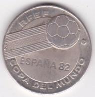 Espagne Médaille En Argent, Coupe Du Monde De Football 1982 – Espana - Spain