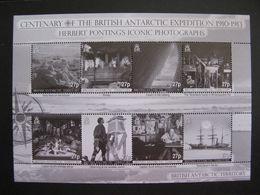 Territoire Antarctique Britannique: TB Feuille De La Série N° 508 Au N° 515, Neuve XX. - Britisches Antarktis-Territorium  (BAT)