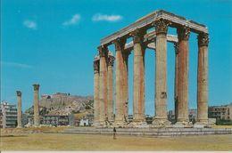 CPM Grèce, Athènes, Le Temple De Zeus - Postales