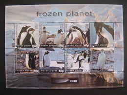 Territoire Antarctique Britannique: TB Feuille De La Série N° 636 Au N° 643, Neuve XX. - Britisches Antarktis-Territorium  (BAT)