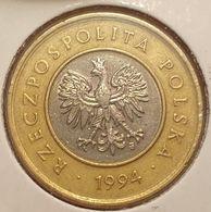 2 Zlote (Zloty) Pologne (Polen-Polska) 1994 - Bi-metal - Polen