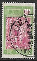 CAMEROUN N°119   Belle Oblitération De Sangmélima - Cameroun (1915-1959)