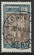CAMEROUN N°122   Belle Oblitération De Akonolinga - Cameroun (1915-1959)