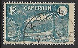 CAMEROUN N°128   Belle Oblitération De Kribi - Cameroun (1915-1959)