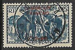 CAMEROUN N°228   Belle Oblitération De Natchigal - Cameroun (1915-1959)