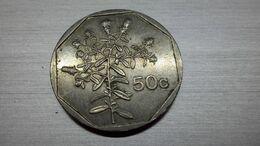 Malta 50 Cent. 1995   (A10.99) - Malta