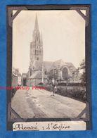 Photo Ancienne Snapshot - PLOARé - L' Eglise - 1930 - Bretagne Finistère Douarnenez Treboul - Orte