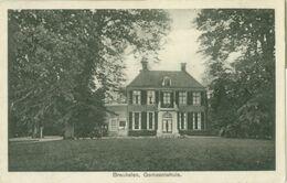 Breukelen 1928; Gemeentehuis - Gelopen. (H. Reijnhoudt - Nieuwersluis) - Breukelen