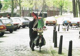 Carte Postale - Amsterdam - Transport De Maquette De Moulin 1992 - Buildings And Landscapes