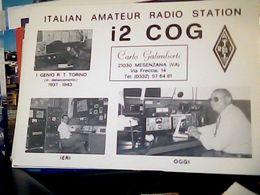 QSL CARD MESENZANA RADIO AMATORE    V1992 HQ10055 - Cartes QSL