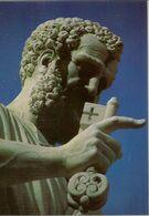 CPM Vatican, Statue De St Pierre - Postales