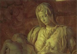 CPM Vatican, La Pieta - Postales