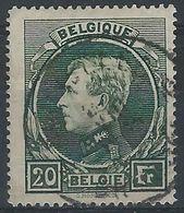 JJ-/-100.- N°290A, Obl.,  Cote 7.50 € , TIRAGE De MALINES, DENT 14 X 14 ½ - TTB - IMAGE DU VERSO SUR DEMANDE - Unclassified