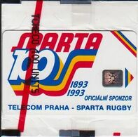 "23/ Czechoslovakia; C17., SL4, Without CN, On Wrapper Text ""TCHECO 100 UNITS"" - Tchécoslovaquie"