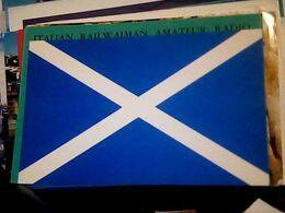 QSL CARD   RADIO AMATORE SCOTLAND STIRLING V1990 HQ10062 - Radio Amateur