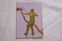 Carte Collector, Trading Card, Moebius, Giraud, Garage Hemétique, L'homme Du Ciguri, N° 7 - Altre Collezioni