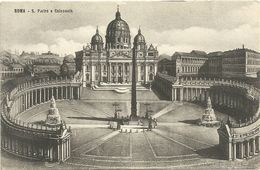 SAN  PIETRO     ANNI  20 - Vatikanstadt