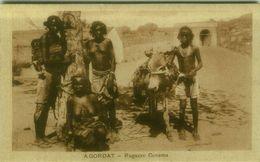 AFRICA - ERITREA - ARGODAT - RAGAZZE CUNAMA / CUNAMA GIRLS- NAKED / NUDE / NU - EDIT SCOZZI 1930s ( BG1558) - North Africa