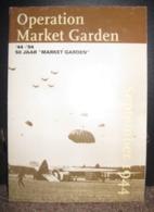 Herdenkingsbrochure Operation Market Garden 1944-1994 - 1939-45