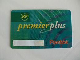 Card BP Premier Plus Combustibles Portugal Portuguese - Altre Collezioni