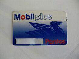Card Mobil Plus Combustibles Portugal Portuguese - Altre Collezioni