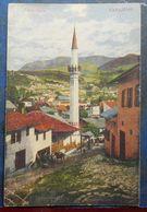 Sarajevo - Dzamija, Mosque , Moschee, Minarett - Postales