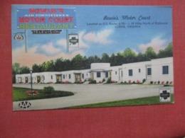 Bowie's Motor Court Lorne  - Virginia   Ref 4274 - Etats-Unis