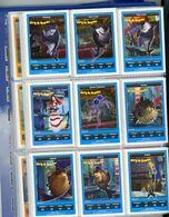 """14 CARTES GANG DE REQUINS """"DREAMWORKS""""   (18 CARTES NORMALES + 1 CARTE SPECIALE) - Altre Collezioni"""