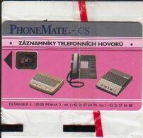 "38/ Czechoslovakia; C19., SL5, CN: 44920, On Wrapper Unique Micro Text ""TCHECO 150 UT"", Exist Only This Card !! - Tchécoslovaquie"