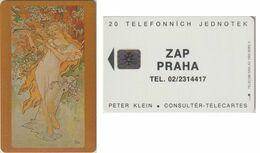 39/ Czechoslovakia; B1. Mucha, SL5 - Tchécoslovaquie